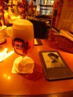 キリンシティーのブラうマイスターはおいしいー。@横浜キリンシティー