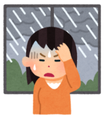 気象病について