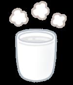 朝一杯のお湯を飲むことで朝の体温を上げる事ができますよ!