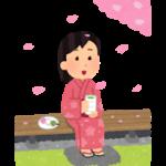 新しくなった段葛 鎌倉(だんかずら)を夜歩いてきました。