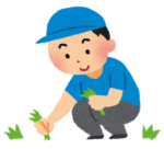 庭仕事のやりすぎには気を付けて!草むしりとタカ枝きりの作業は一度にやりすぎないでくださいね!