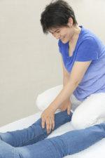 股関節の違和感が楽になりました!と患者様がうれしそうに語ってくれました