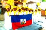 ハイチの会セスラで明日、明後日と横浜国際協力フェスタに参加します。