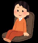 座っている事は無重力と同じ?老化防止には30分に一度立つこと!?