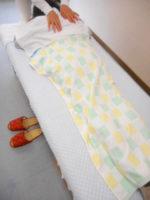 肩こりと慢性疲労:仕事で疲れた方が施術を受けにお見えになりました