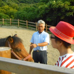 葉山でホースセラピー「ハーモニー」スタートしました!