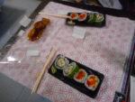 「お寿司の差し入れ」いただきました