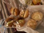 ブレドールのパンをさっちゃんからいただきました!