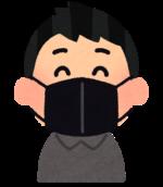 コロナ感染予防とはいえ。。夏の黒いマスクは危険です!
